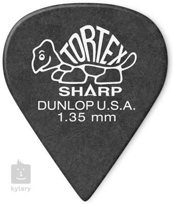 DUNLOP Tortex Sharp 1.35 Trsátka