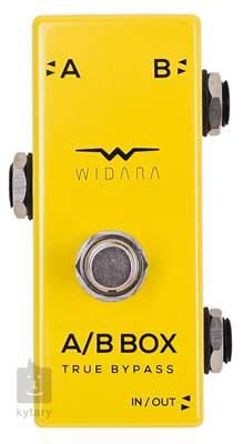 WIDARA A/B Box Mini Yellow Signálový přepínač
