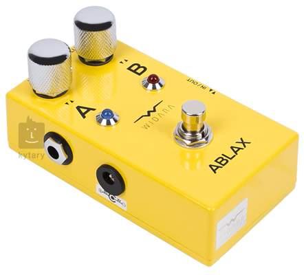WIDARA ABLAX Yellow Signálový přepínač