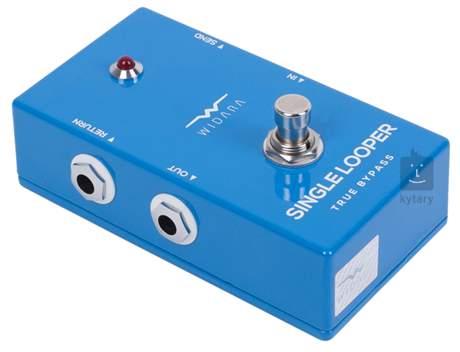 WIDARA Single Looper Blue Signálový přepínač