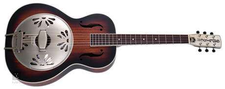 GRETSCH G9240 Alligator Round Neck 2SB Akustický resonator