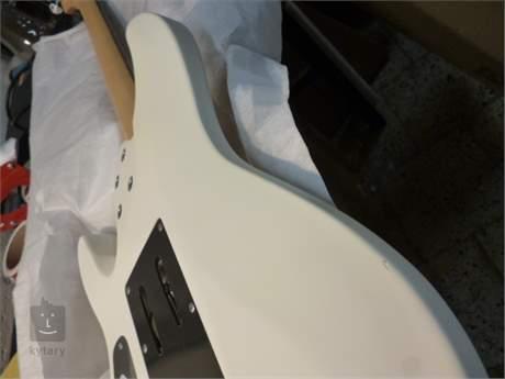 SCHECTER C-6 FR Deluxe SWHT (poškozené) Elektrická kytara