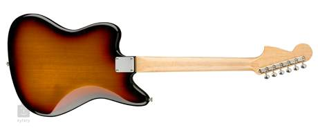 FENDER American Original 60s Jaguar RW 3TSB Elektrická kytara