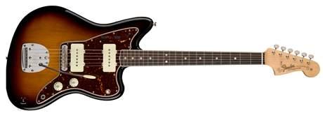FENDER American Original 60s Jazzmaster RW 3TS Elektrická kytara