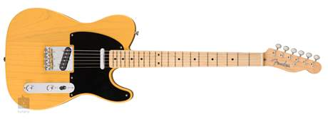 FENDER American Original 50s Telecaster MN BTB Elektrická kytara