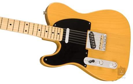 FENDER American Original 50s Telecaster LH MN BTB Levoruká elektrická kytara