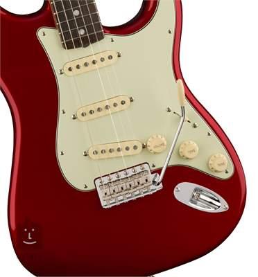FENDER American Original 60s Stratocaster RW CAR Elektrická kytara
