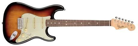 FENDER American Original 60s Stratocaster RW 3TSB Elektrická kytara