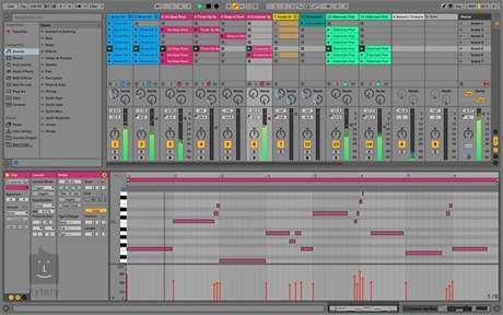 ABLETON Live 10 Suite Software
