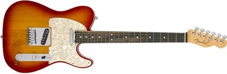 FENDER American Elite Telecaster EB ACB Elektrická kytara