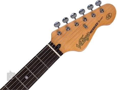 VINTAGE V6 AB Elektrická kytara