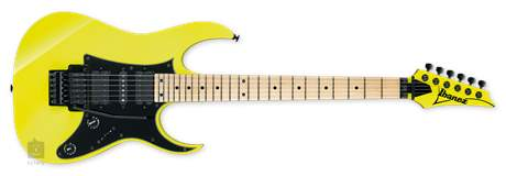 IBANEZ RG550-DY Elektrická kytara
