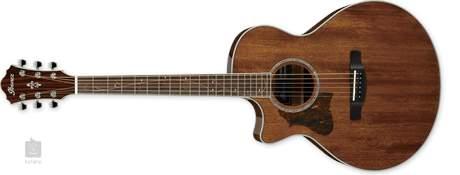 IBANEZ AE245L-NT Levoruká elektroakustická kytara