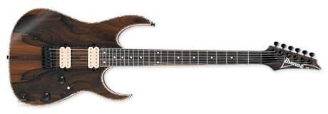 IBANEZ RGEW521ZC-NTF Elektrická kytara