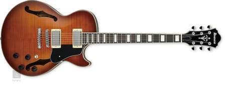 IBANEZ AGS73FM-VLS Semiakustická kytara
