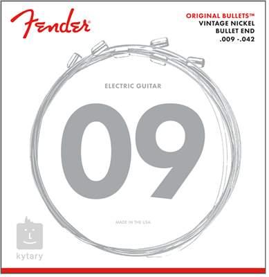 FENDER 3150L Struny pro elektrickou kytaru