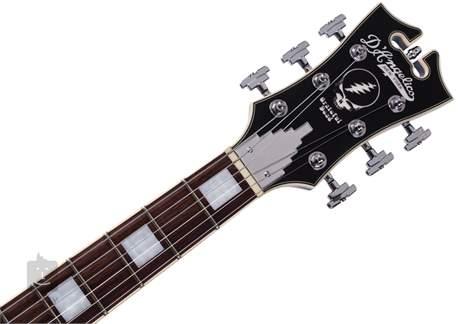 D'ANGELICO Premier Grateful Dead DC Semiakustická kytara