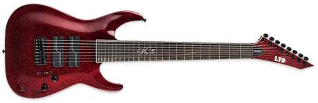ESP LTD SC-608B RSP Elektrická osmistrunná kytara