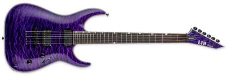 ESP LTD MH-1000NT QM STP Elektrická kytara
