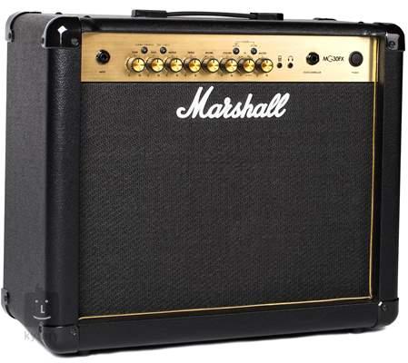MARSHALL MG30GFX Kytarové tranzistorové kombo