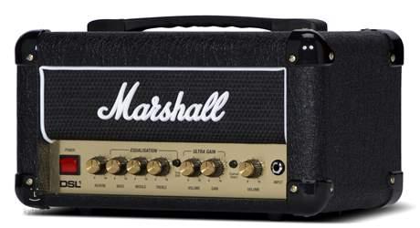 MARSHALL DSL1HR Kytarový lampový zesilovač