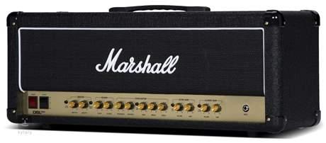 MARSHALL DSL100HR Kytarový lampový zesilovač