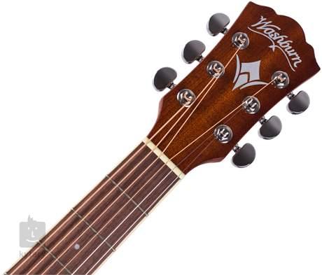 WASHBURN WD7S-W-U Akustická kytara