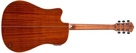 WASHBURN WD7SCE-W-U Elektroakustická kytara