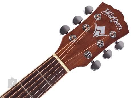 WASHBURN WD7SATBM-W-U Akustická kytara