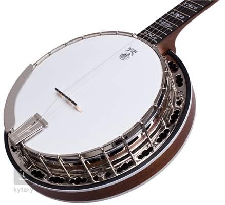 DEERING Sierra 5 String Mahogany Banjo Banjo