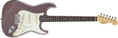 FENDER Traditional 60s Stratocaster RW BM Elektrická kytara