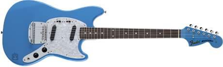 FENDER Traditional 70s Mustang MH RW CB Elektrická kytara