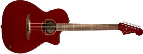 FENDER Newporter Classic HRM Elektroakustická kytara