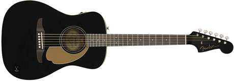 FENDER Malibu Player JTB Elektroakustická kytara