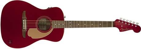 FENDER Malibu Player CAR Elektroakustická kytara