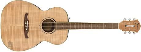 FENDER FA-235E Concert NAT Elektroakustická kytara