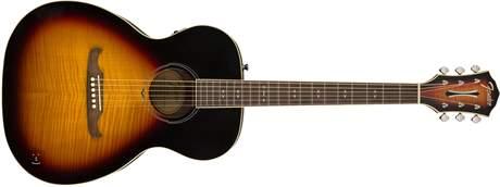 FENDER FA-235E Concert 3TSB Elektroakustická kytara