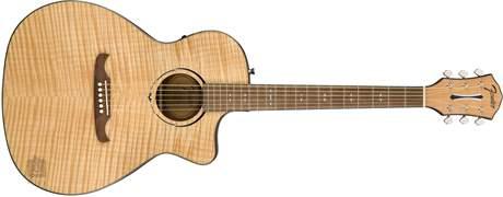 FENDER FA-345CE Auditorium 3TTB Elektroakustická kytara