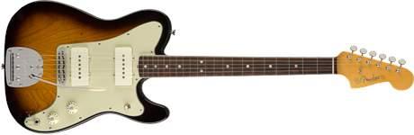 FENDER Jazz Telecaster RW 2TS Elektrická kytara