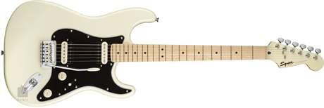 FENDER SQUIER Contemporary Stratocaster HH MN WHT Elektrická kytara