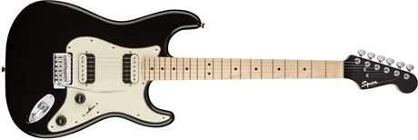 FENDER SQUIER Contemporary Stratocaster HH MN BLK  Elektrická kytara