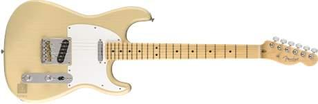 FENDER Whiteguard Stratocaster MN VBL Elektrická kytara