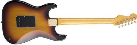 FENDER Traditional 60s Stratocaster RW 3TS Elektrická kytara