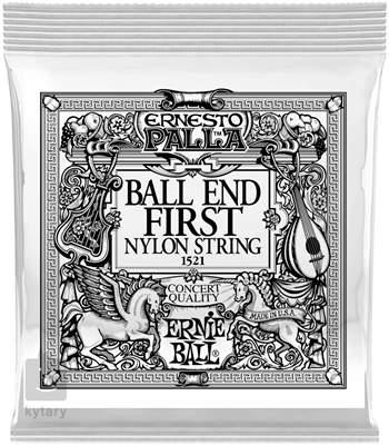 ERNIE BALL Ernesto Palla Single Ball End 1 Nylonová struna pro klasickou kytaru