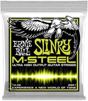 ERNIE BALL M-Steel Regular Slinky Struny pro elektrickou kytaru