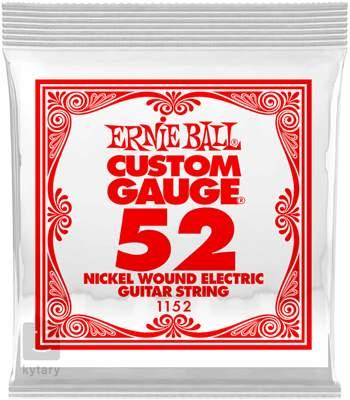 ERNIE BALL Nickel Wound Single .052 Struna pro elektrickou kytaru