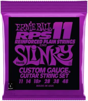 ERNIE BALL RPS Power Slinky Struny pro elektrickou kytaru