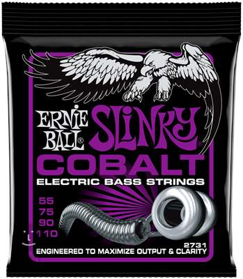ERNIE BALL 2731 Struny pro baskytaru