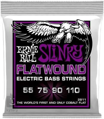 ERNIE BALL 2811 Struny pro baskytaru