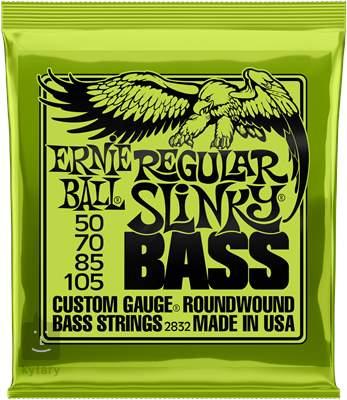 ERNIE BALL 2832 Struny pro baskytaru